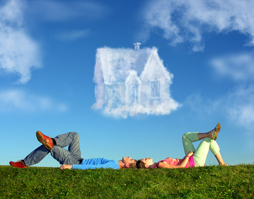 home buyers dreaming